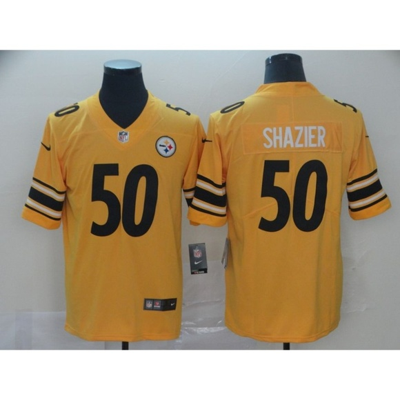 purchase cheap 2b7fc a51d9 Pittsburgh Steelers Ryan Shazier Jersey